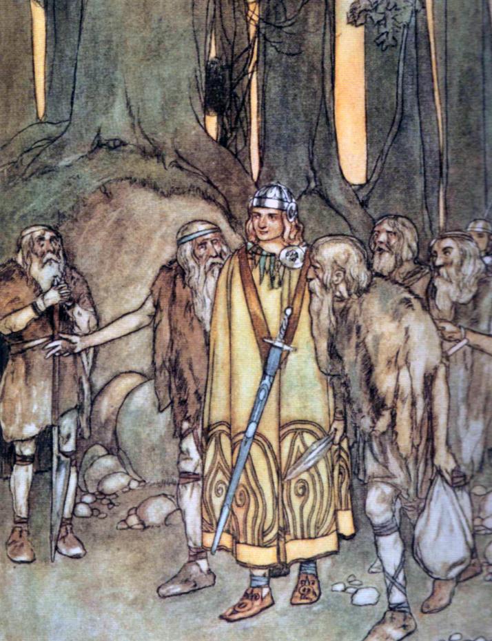 Finn MacCool e os fenianos