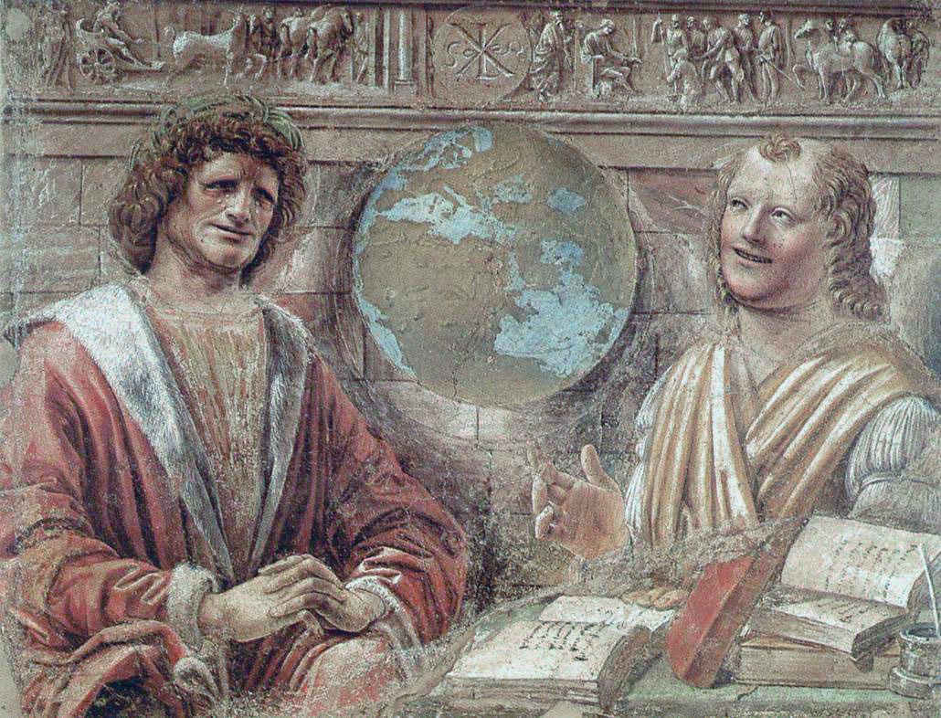 Demócrito e Heráclito