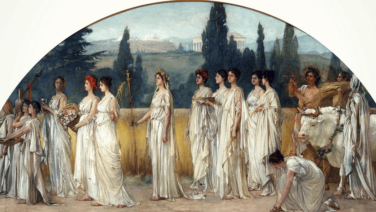 Thesmophoria: Women's Festival