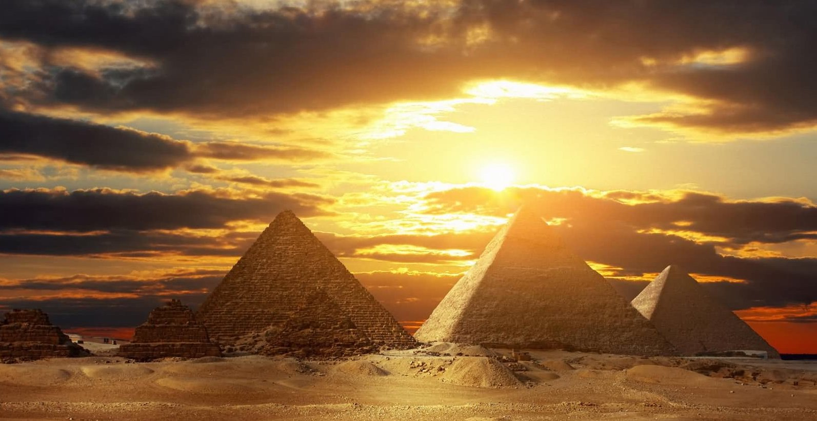 Pirâmides da 4ª dinastia